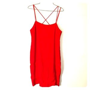 NWOT H&M Strappy Bodycon mini dress